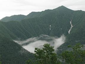 カムイエクウチカウシ山210718