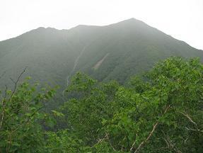 ペテガリ岳210718