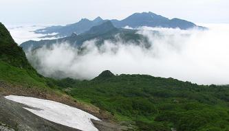 芦別岳210721