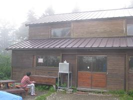 大滝小屋210808