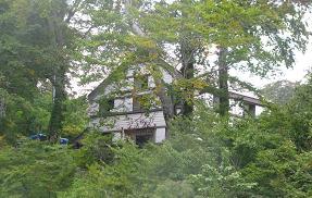 タキタロウ小屋210923