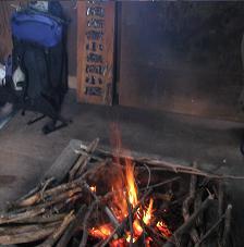 小無間小屋囲炉裏210110