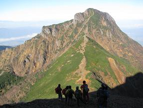 阿弥陀岳211019