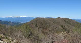 守屋山西峰220515