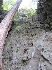妙義山奥の院への鎖場220516