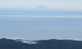 暑寒別岳から利尻岳220724