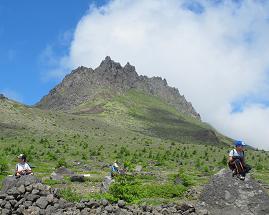 大沼駒ケ岳山頂220715