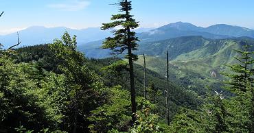 御飯岳山頂220904