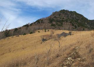 221113乾徳山