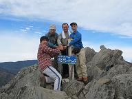 221113乾徳山山頂