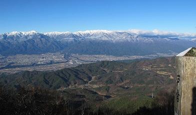 221204戸倉山西峰