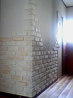 2階壁完了