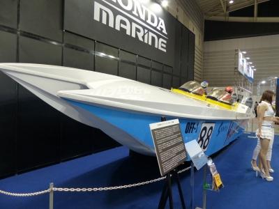 ボートショー2015
