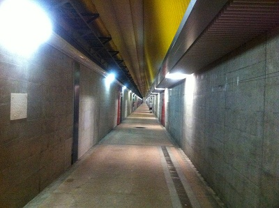 みなとトンネル