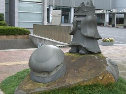 彫刻:田中 毅「磯祭」
