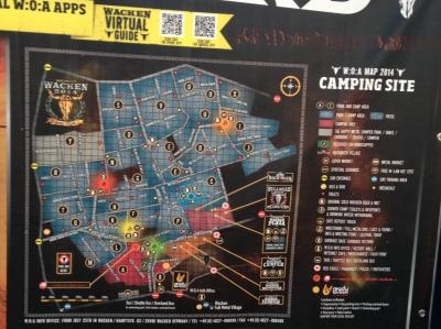 WOA MAP