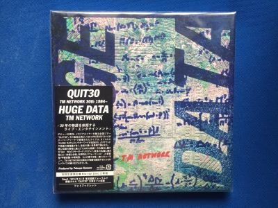 TM NETWORK 30th 1984〜 QUIT30 HUGE DATA