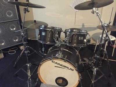 カノウプス ドラムセット