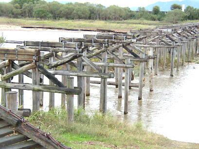 流れ橋(7)