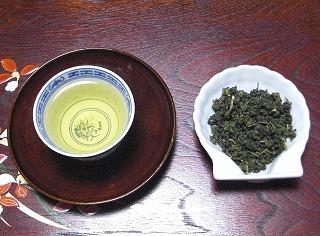 杉林渓高山極品ウーロン茶