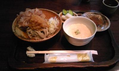 金沢蕎麦屋