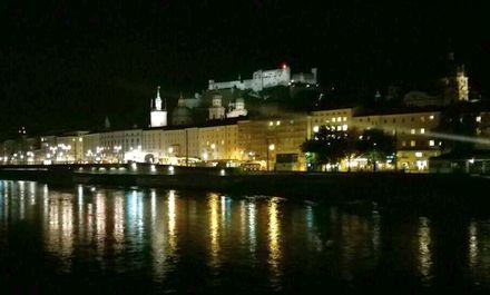 ブダペスト黄金の夜景