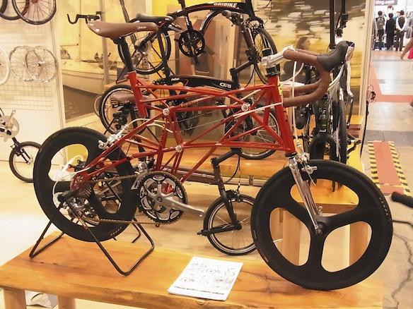 サイクルモード2013 金澤輪業