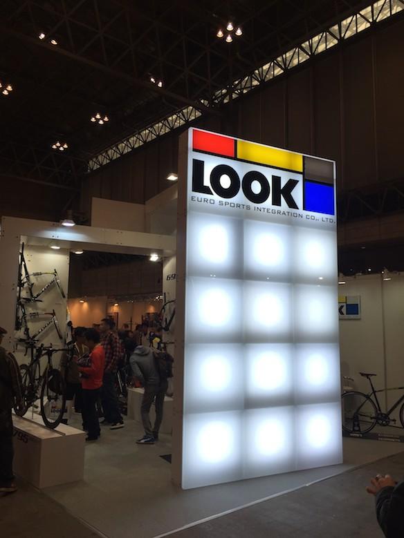 サイクルモード2014_LOOK
