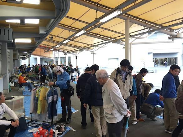 京王閣フリーマーケット2015