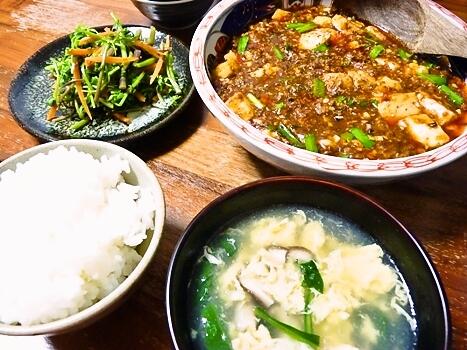 麻婆豆腐 四川風