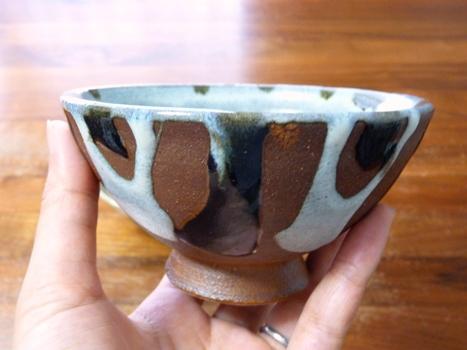 益子焼 茶碗