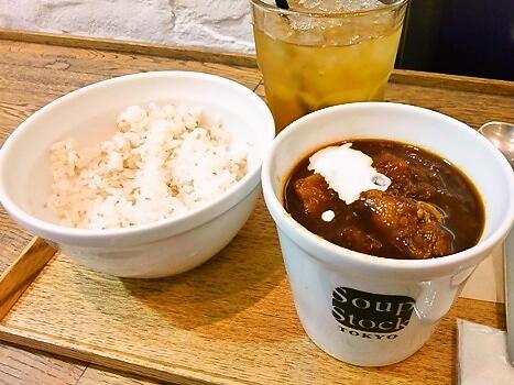 スープストックトーキョー 東京ボルシチ