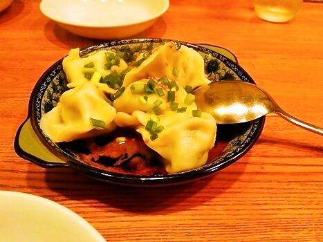 芝蘭 水餃子