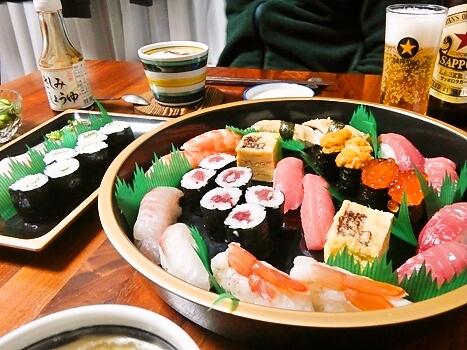 おうちお寿司