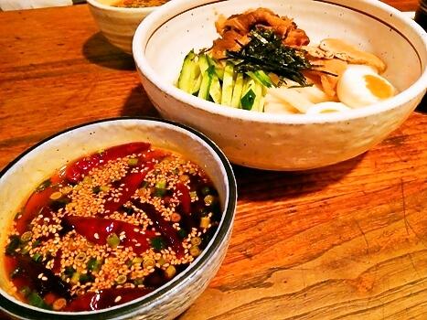 硯家 マーラーつけ麺