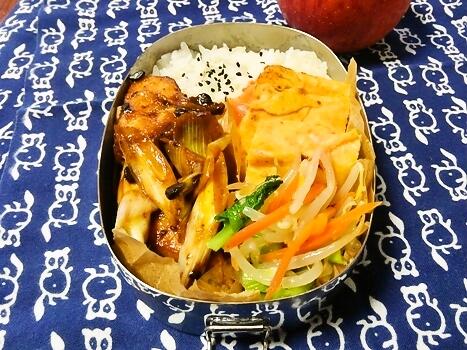 メカジキの豆豉炒め
