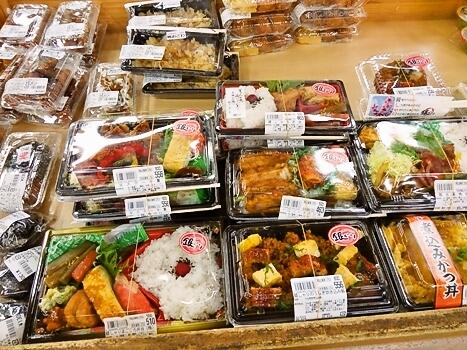 会津の弁当