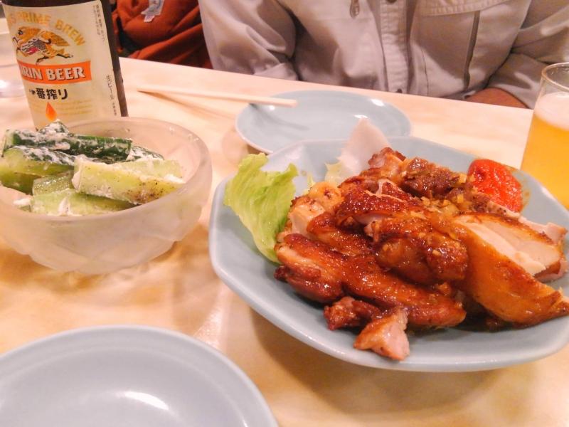 龍朋 鶏チャーシュー