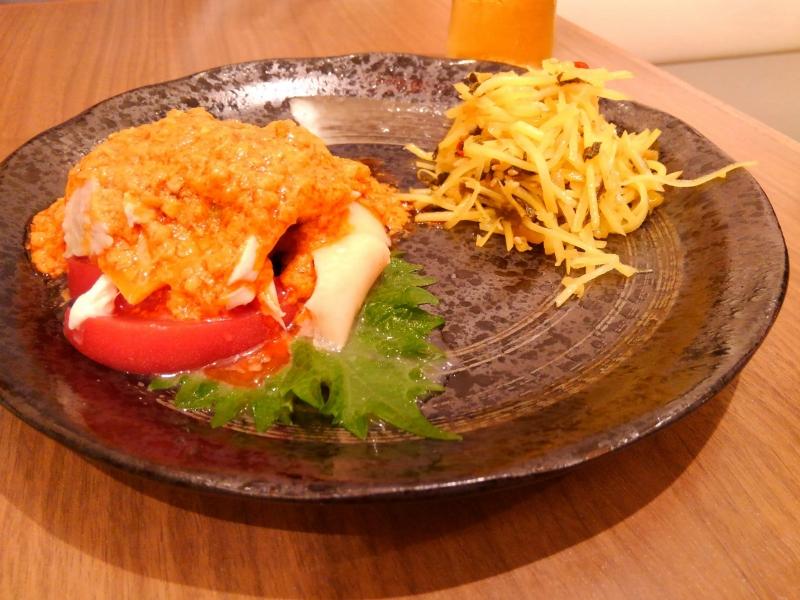 四川飯店 オードブル