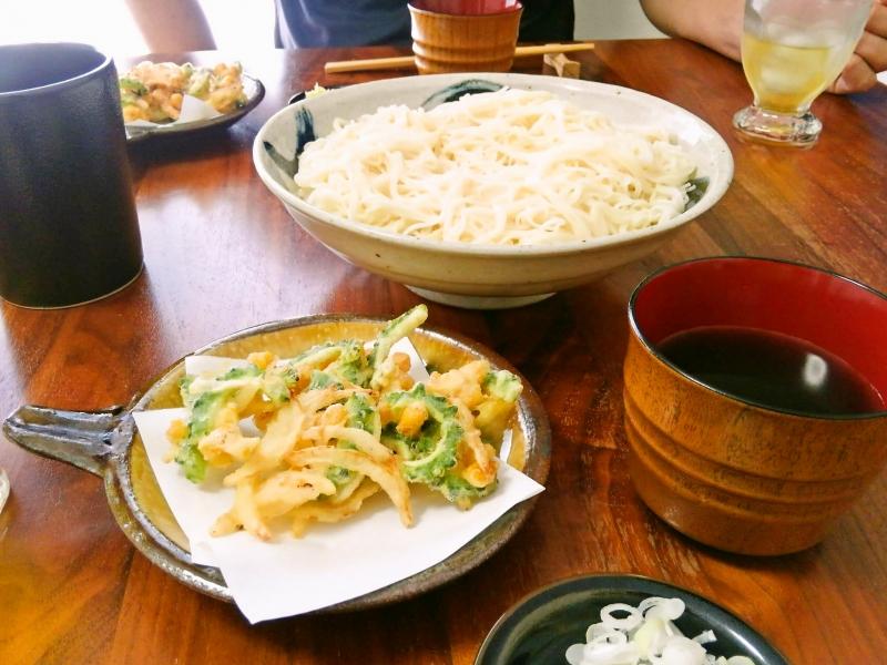 素麺 ランチ
