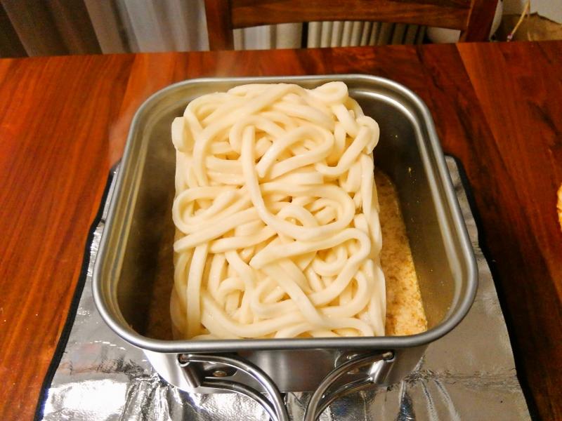 豆乳担々麺 練習レシピ その7