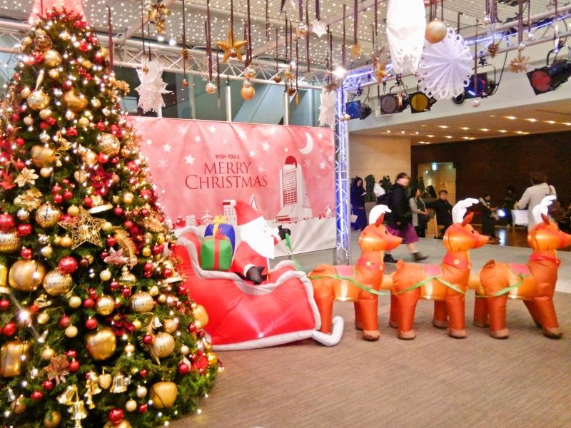 中野サンプラザ クリスマス