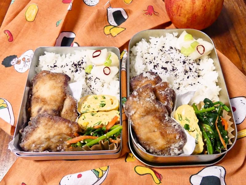 メカジキの竜田揚げ弁当