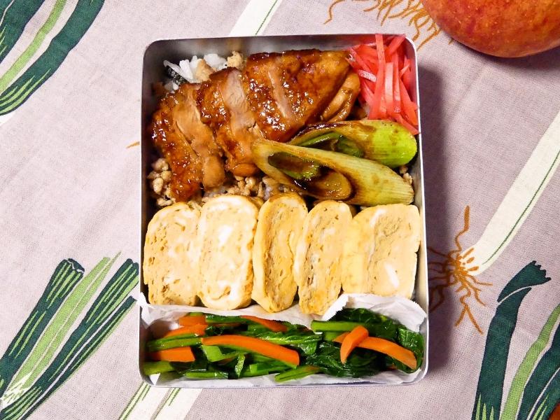 鶏めし弁当