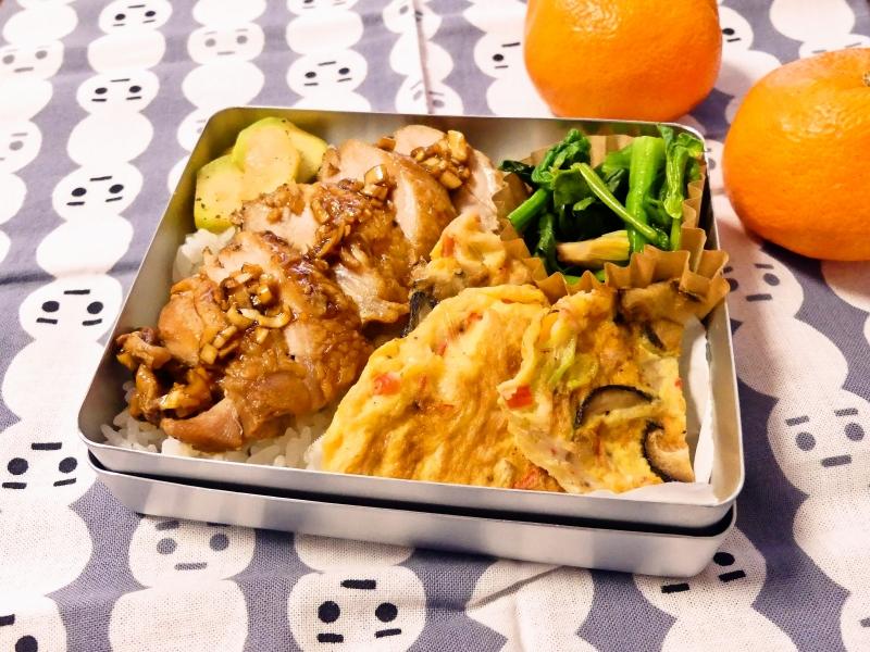 鶏チャーシュー 弁当