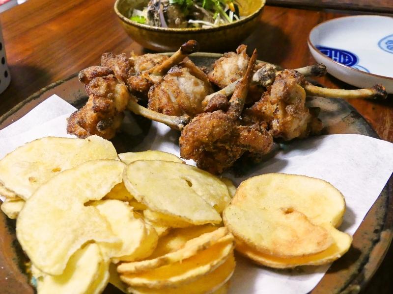 鶏チューリップ から揚げ