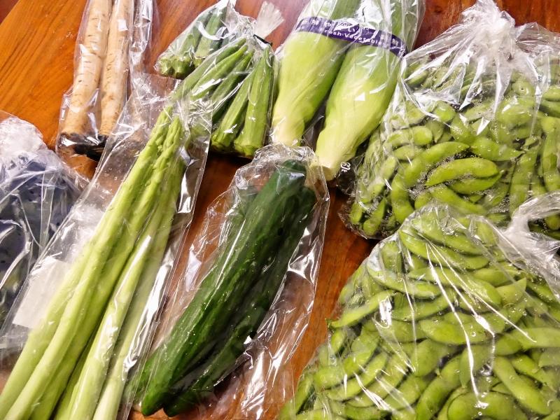 新潟の野菜