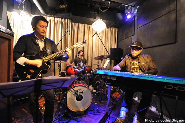 Kaoru Ono with Yusuke Fujiwara & SHOW
