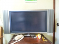 うちの初代液晶テレビ