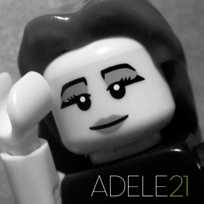 名盤ジャケットをレゴで再現!